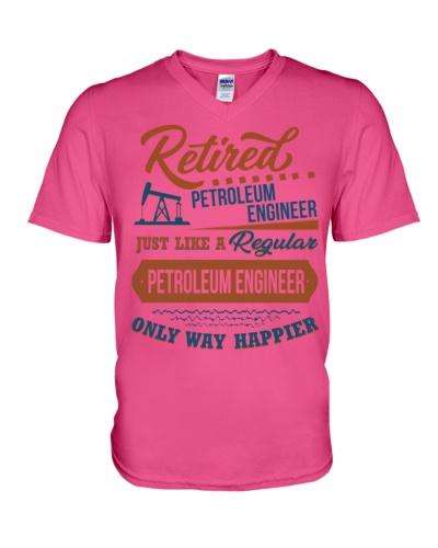 Retired Petroleum Engineer