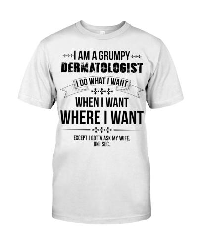 I Am A Grumpy Dermatologist