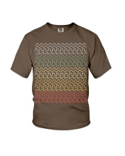 Audio Waveform Youth T-Shirt thumbnail