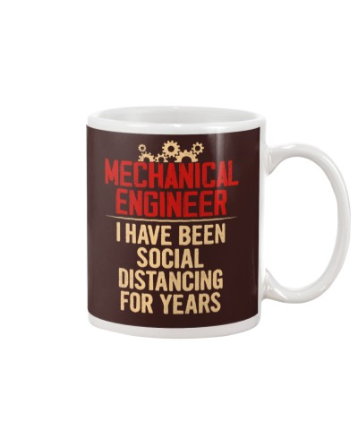Mechanical Engineer Social Distancing