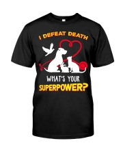 Veterinarian What's Your Superpower Classic T-Shirt thumbnail