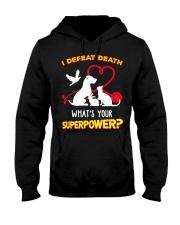 Veterinarian What's Your Superpower Hooded Sweatshirt front