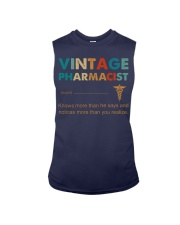Vintage Pharmacist Knows More Than He Says Sleeveless Tee thumbnail