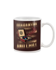 Quarantine and Chill Vinyl Mug thumbnail