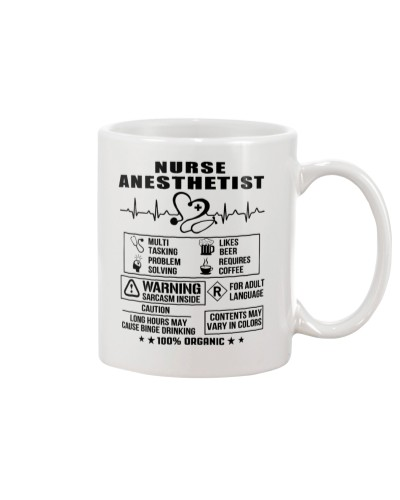 Nurse Anesthetist Multi Tasking