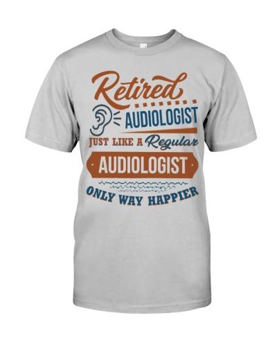 Retired Audiologist