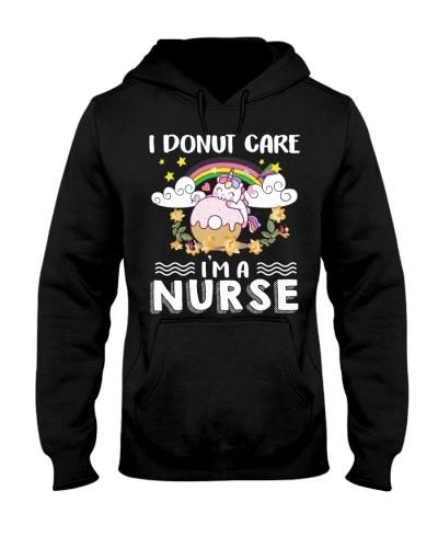 I Donut Care I'm A Nurse