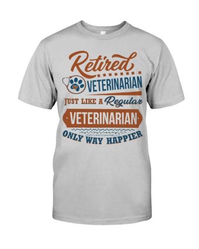 Retired Veterinarian