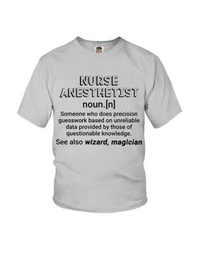 Nurse Anesthetist Noun