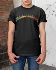 Loudness Meter Classic T-Shirt apparel-classic-tshirt-lifestyle-31