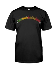 Loudness Meter Classic T-Shirt front