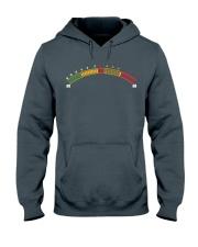 Loudness Meter Hooded Sweatshirt thumbnail