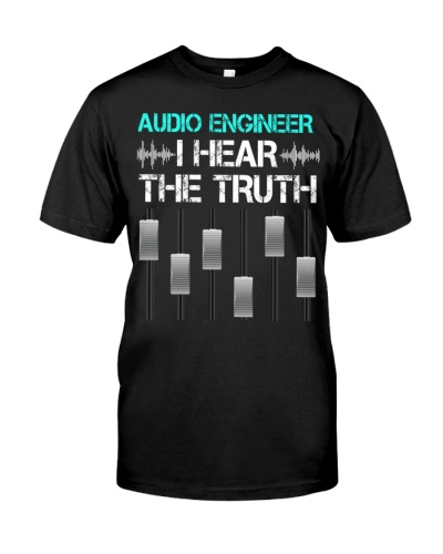 Audio Engineer I Hear The Truth