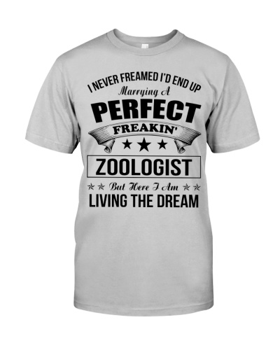 Marrying A Perfect Freakin Zoologist