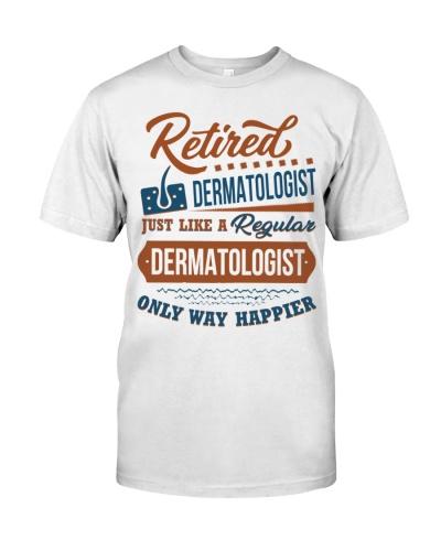 Retired Dermatologist