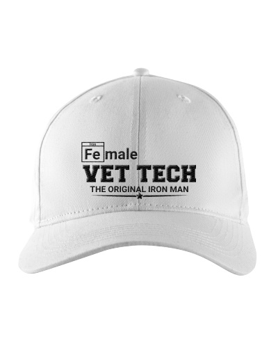 Female Vet Tech