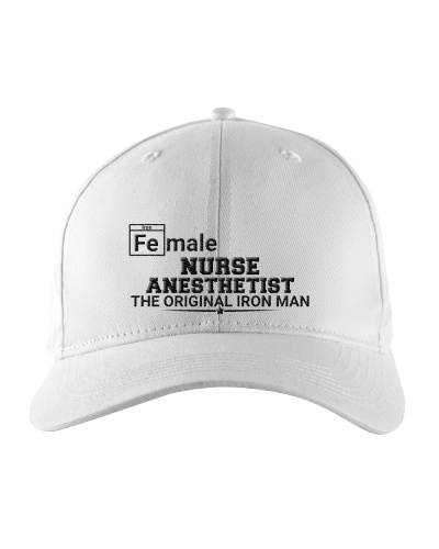 Female Nurse Anesthetist