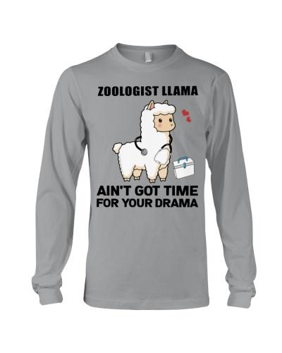 Zoologist Llama