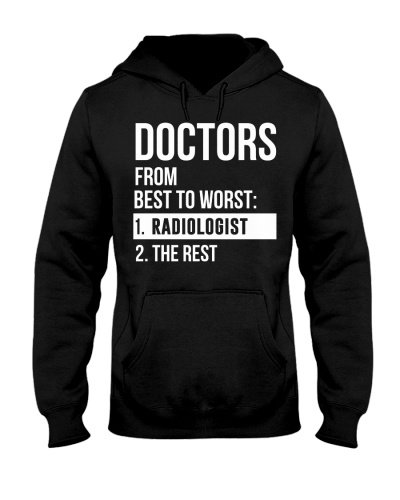 Doctor From Best To Worst Radiologist
