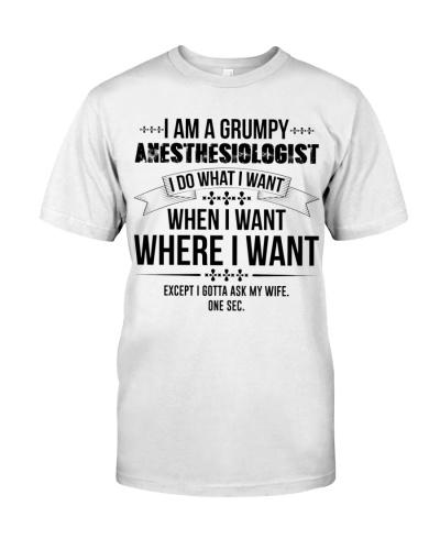 I Am A Grumpy Anesthesiologist
