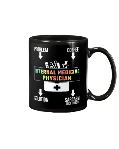 Problem Coffee Sarcasm Internal Medicine Physician