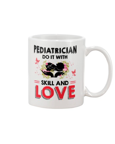 Pediatrician Do It With Skill And Love