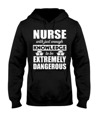 Nurse With Just Enough Knowlegde
