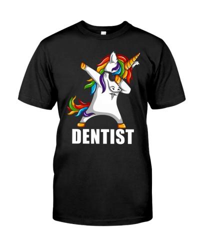 Dentist Unicorn Dabbing