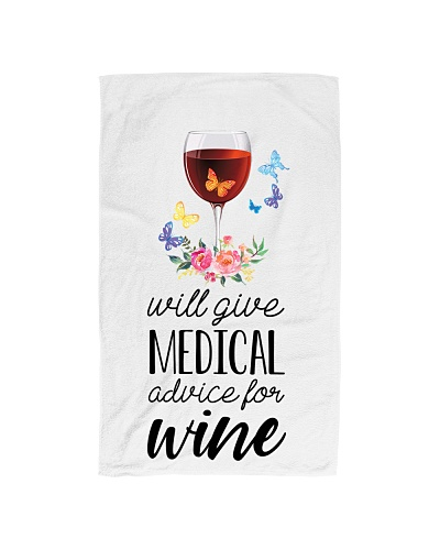 Will Give Medical Advice For Wine