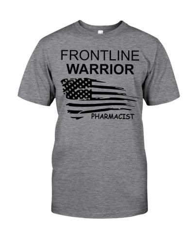 Pharmacist Frontline Warrior