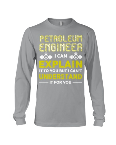 Petroleum Engineer I Can Explain It To You