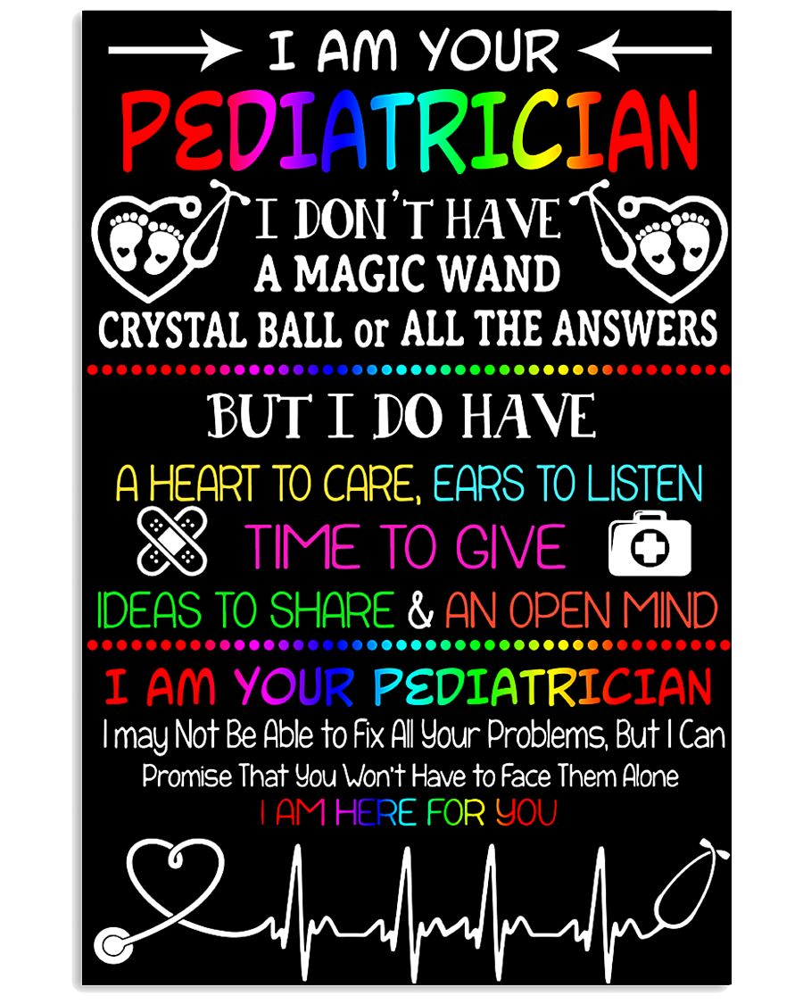 I Am Your Pediatrician 11x17 Poster