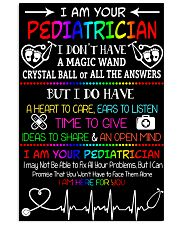 I Am Your Pediatrician 11x17 Poster front
