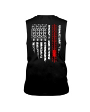 American Flag Audio Engineer Sleeveless Tee thumbnail
