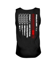 American Flag Audio Engineer Unisex Tank thumbnail