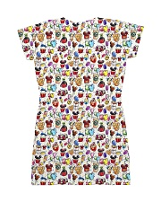 Cakes All-over Dress back