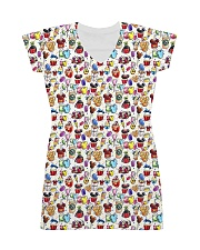 Cakes All-over Dress front