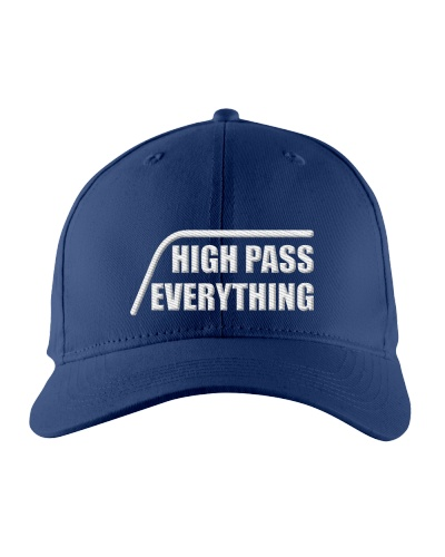 High Pass Everything