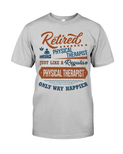 Retired Physical Therapist