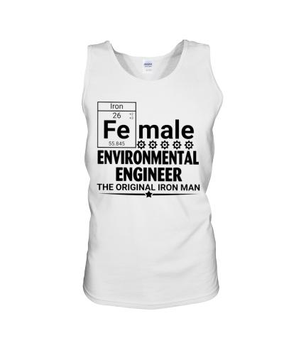 Female Environmental Engineer