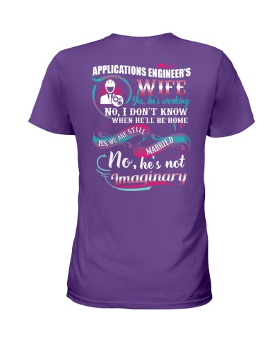 Applications Engineer's Wife