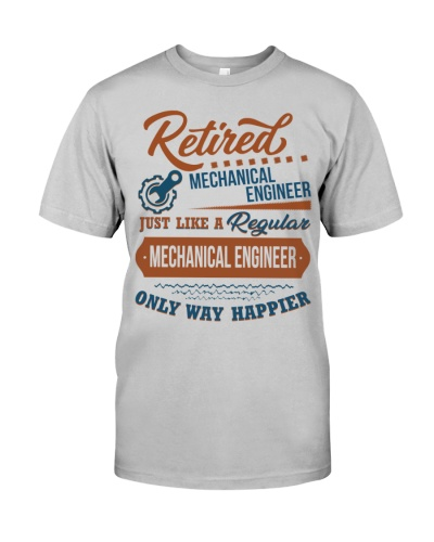 Retired Mechanical Engineer