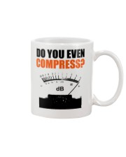 Do You Even Compress Mug front