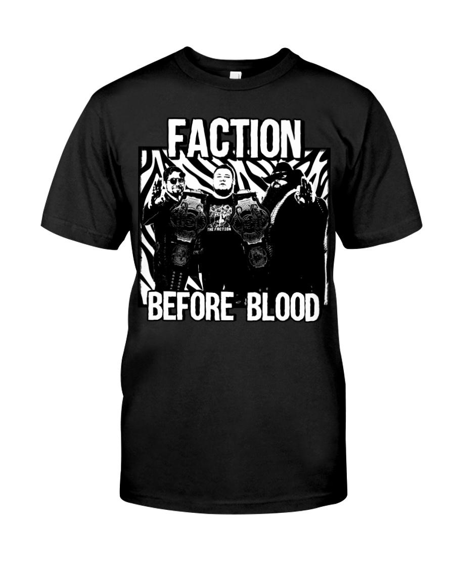 Faction B4 Blood Classic T-Shirt