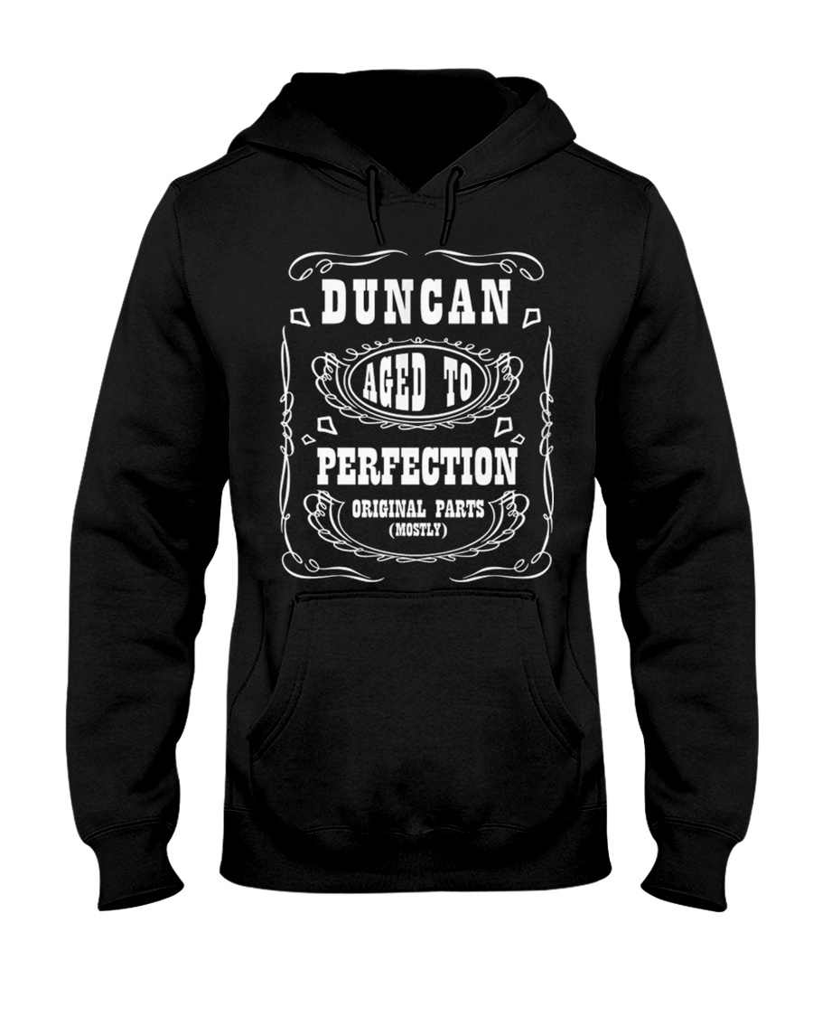 Duncan Aged To Perfection Hooded Sweatshirt