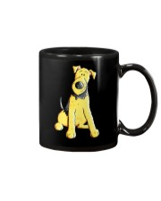 Funny Airedale Terrier Baby  Mug thumbnail
