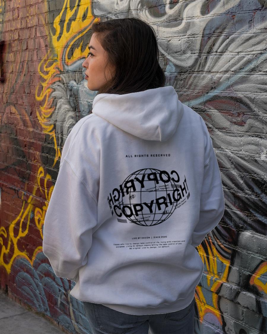 Elliot Choy Copyright Hoodie / Juice wrld x vlone hoodie.