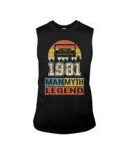 Vintage Man Myth Legend 1981 Sleeveless Tee thumbnail