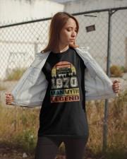 Vintage Man Myth Legend 1970 Classic T-Shirt apparel-classic-tshirt-lifestyle-07