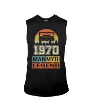 Vintage Man Myth Legend 1970 Sleeveless Tee thumbnail